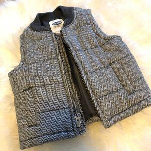 Old Navy Baby Boy Vest 3-6M